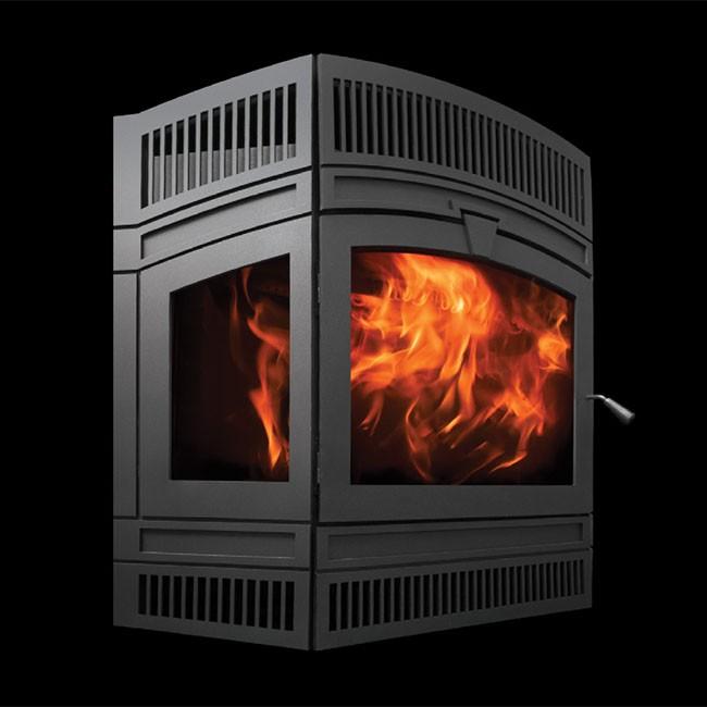 rsf delta fusionwood fireplace rh woodheat com RSF Opel 2 Fireplace Brick Fireplace Efficiency