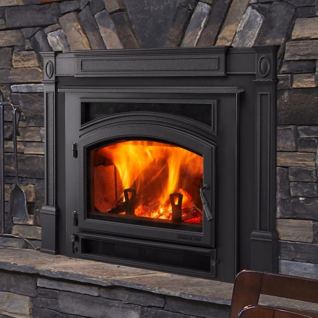 Quadra Fire Expedition Ii Wood Insert, Fireplace Inserts Flemington Nj