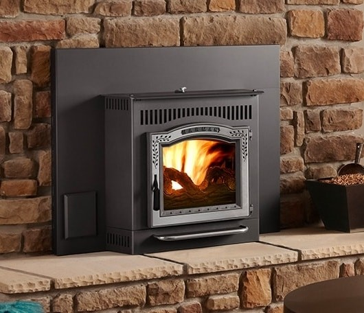 Harman P35i Pellet Insert, Fireplace Inserts Flemington Nj