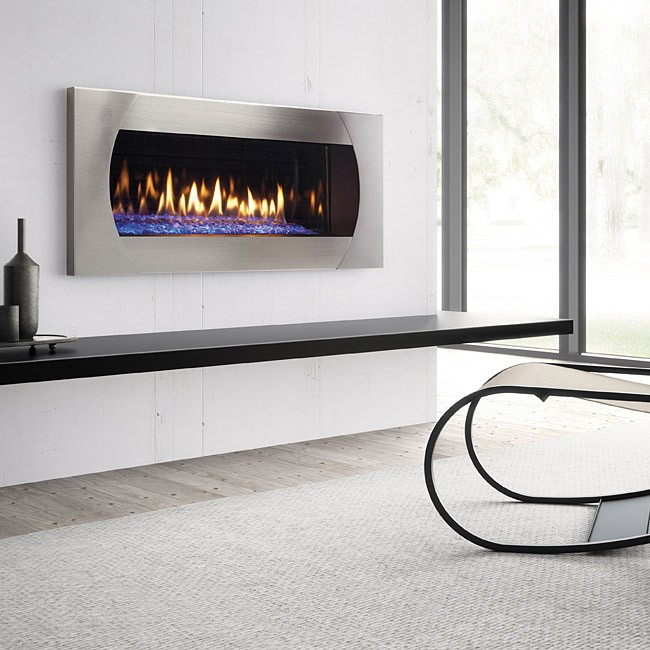 Fireplace Doesnt Heat: Heat & Glo MEZZO 48