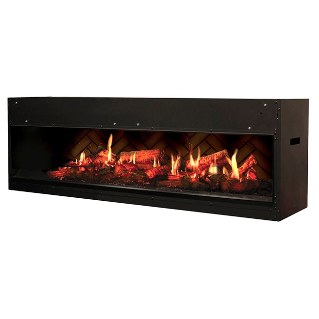Outstanding Dimplex Opti V Duet 54 Built In Firebox Home Interior And Landscaping Ologienasavecom