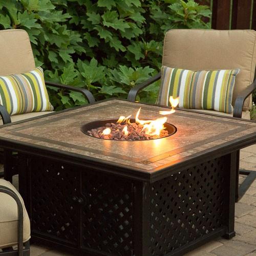 Saratoga Fire Table