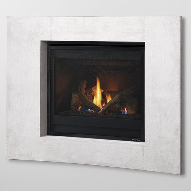 Wood Heat sells the Heat & Glo SlimLine 5X