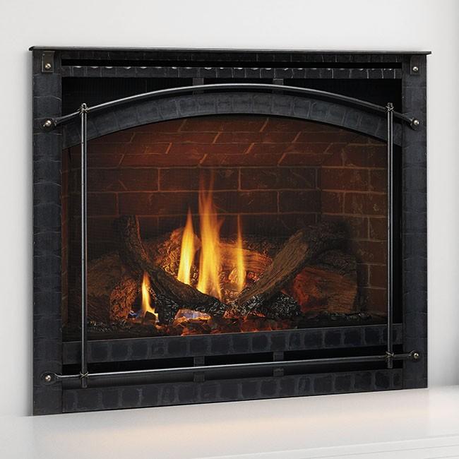 Heat & Glo SlimLine 7 Gas Fireplace