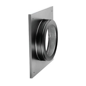 uraVent DirectVent Pro Ceiling Support/Wall Thimble Cover 46DVA-DC