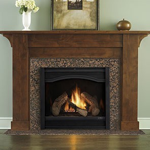 Heat & Glo 6000C Gas Fireplace