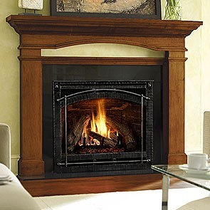 Heat & Glo 6000CLX Gas Fireplace