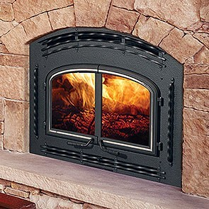 Quadra-Fire 7100 Wood Fireplace