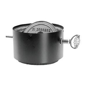 DuraVent DVL Adapter/Damper Section without Damper 8680