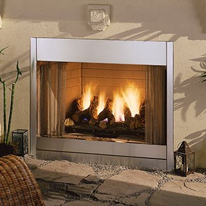 Heat & Glo Al Fresco 36 Outdoor Gas Fireplace