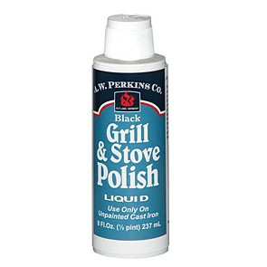 Stove Polish 8oz