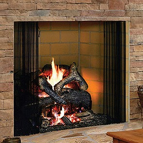 Heatilator Birmingham BIR-50 Wood Fireplace