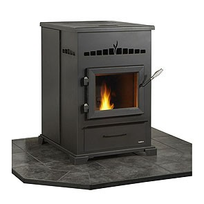 Eco-Choice CAB50 Pellet Stove