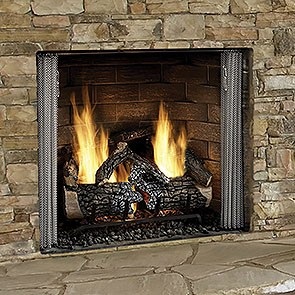 Heat & Glo Outdoor Lifestyles Carolina 36 Gas Fireplace