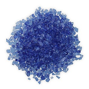 Cobalt Reflective Glass – 5 Pound Bag