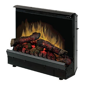 """Dimplex 23"""" Deluxe Electric Fireplace Insert"""