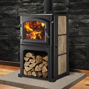 Quadra-Fire Discovery III Wood Stove