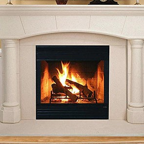 Heat & Glo Energy Master EM-415 Wood Fireplace