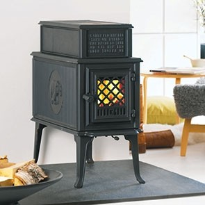 Jotul F118 CB Black Bear