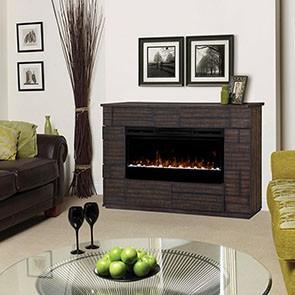 Dimplex Markus Mantel Electric Fireplace