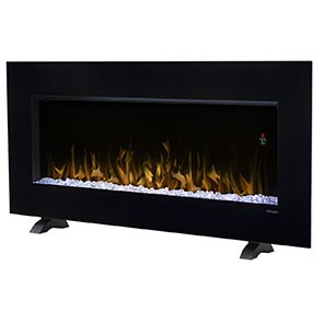 "Dimplex Nicole 34"" Wall-Mount Electric Fireplace"