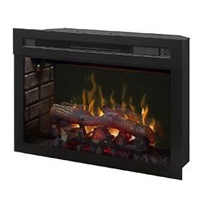 "Dimplex 25"" Multi-Fire XD Electric Firebox w/Logs"