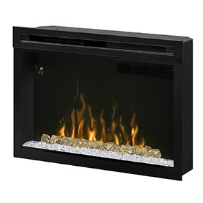 "Dimplex 33"" Multi-Fire XD Electric Firebox w/Acrylic Ice"
