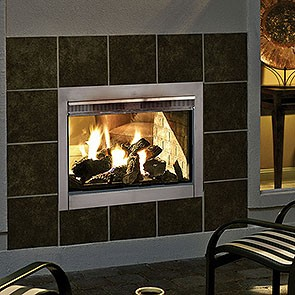 Heat & Glo Twilight II Gas Fireplace