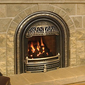 Valor Portrait Windsor Arch Gas Insert