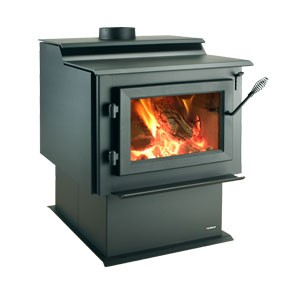 Heatilator Eco-Choice WS22 Wood Burning Stove