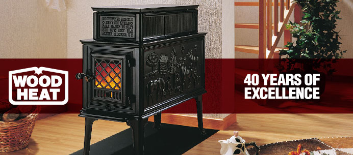 Wood Heat 40 Years