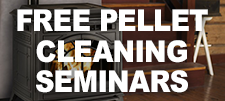 Free Pellet Cleaning Seminars